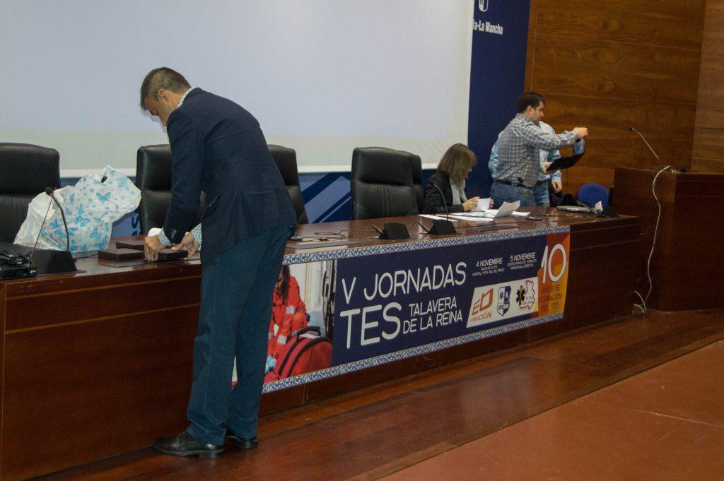 Eventos de empresa. V Jornadas TES en Talavera de la Reina 3
